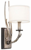Kalco 501020BJT Denali Bronze Jewel Tone Wall Lighting Sconce