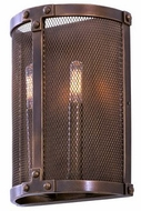 Kalco 502120CP Chelsea Copper Patina Wall Light Fixture