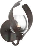 Kalco 504221OC Solana Oxidized Copper Xenon Sconce Lighting