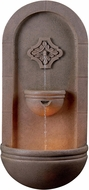 Kenroy Home 50025COQN Galway Coquina Halogen Outdoor Wall Fountain