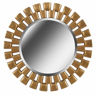 Kenroy Home 60019GLD Gilbert Gold Mirror