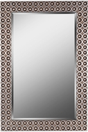 Kenroy Home 60221 Bearings Silver and Gold Wall Mirror