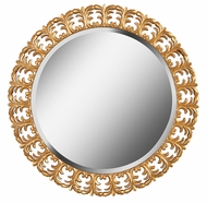 Kenroy Home 60224 Bontemps Umbre Gold Wall Mounted Mirror