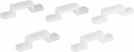 Kichler 10180 Clear LED Tape 10MM Mounting Clip