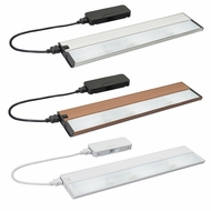 Kichler 10566 Modular Low V Xenon Modern Modular 3Lt Xenon All in one Under Counter Light