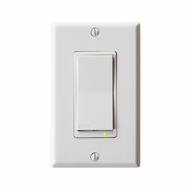 Kichler 12388WH Modular LED White Material (Not Painted) Z-Wave Wall Dimmer