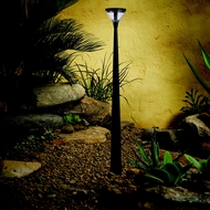Kichler 15804AZT Landscape LED Textured Architectural Bronze Path Light