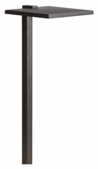 Kichler 15806BKT Landscape LED Large Textured Black 24 Inch Tall Modern Path Light