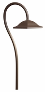 Kichler 15807AZT Landscape LED Textured Architectural Bronze 27 Inch Tall Outdoor Path Lighting