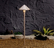 Kichler 15826BE Landscape LED Beach Finish Transitional Style Path Light - Outdoor
