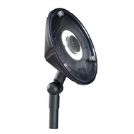 Kichler 15861BKT30R Wall Wash Modern Textured Black LED Outdoor 3000k Flood Lighting