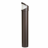 Kichler 16132AZT28 Bollard Contemporary Textured Architectural Bronze LED Exterior Path Light