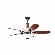 Kichler 300126OBB Palla Oil Brushed Bronze Finish 56 Inch Ceiling Fan