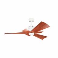 Kichler 300163WH Frey White Finish 56 Inch Ceiling Fan