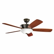 Kichler 300167OLZ Skye Oiled Bronze Finish 54 Inch Ceiling Fan