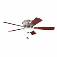 Kichler 300172AP Dorset Antique Pewter Finish 52 Inch Home Ceiling Fan
