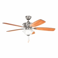 Kichler 300177AP Frezno Antique Pewter Finish 52 Inch Ceiling Fan