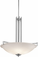 Kichler 3299CHL16 Eileen Modern Chrome LED Pendant Lighting