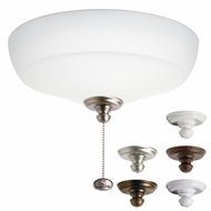 Kichler 338150MUL Fluorescent Ceiling Fan Light Fixture