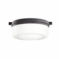 Kichler 380920DBK Distressed Black Finish Indoor / Outdoor Ceiling Fan Light Fixture