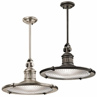 Kichler 42440 Sayre Nautical 18  Wide Pendant Lighting