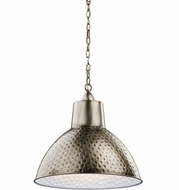 Kichler 42800AP Missoula Antique Pewter Drop Ceiling Lighting