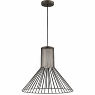 Kichler 43245OZ Boite Olde Bronze Finish 18.5  Wide Drop Lighting