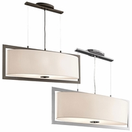 Kichler 43360 Arbon Modern 13.75  Tall Kitchen Island Lighting