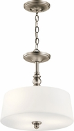 Kichler 43395AP Versailles Antique Pewter Ceiling Light Pendant