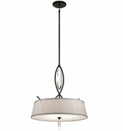 Kichler 43566OZ Casilda Olde Bronze Lighting Pendant
