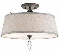 Kichler 43567OZ Casilda Olde Bronze Ceiling Light Fixture