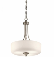Kichler 43653AP Lilah Antique Pewter Lighting Pendant
