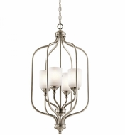 Kichler 43657AP Lilah Antique Pewter Foyer Lighting