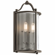 Kichler 43710OZ Emory Olde Bronze Wall Lighting Sconce