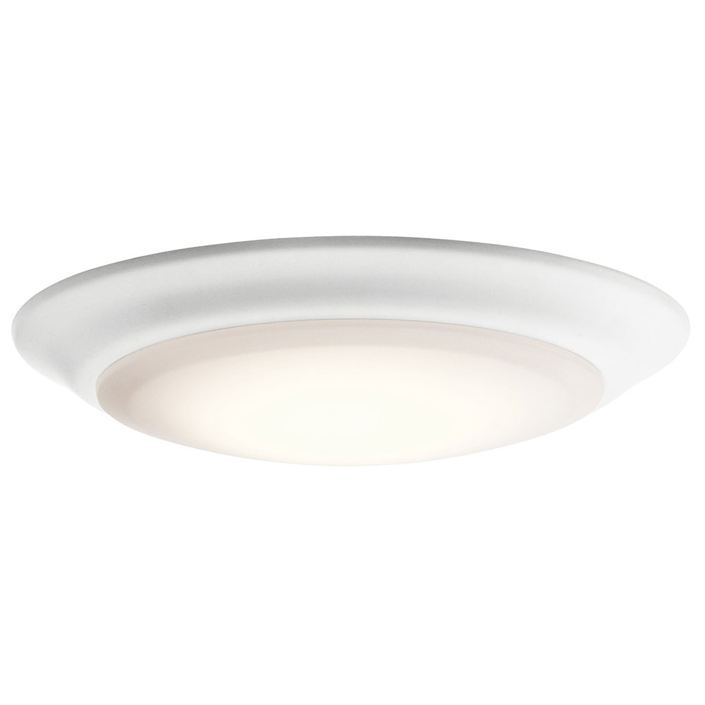 Kichler 43846whled27 White Led Ceiling Light Kic