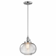 Kichler 43852CH Avery Chrome Mini Drop Lighting
