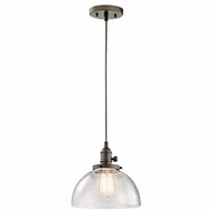 Kichler 43853OZ Avery Olde Bronze Mini Drop Lighting Fixture