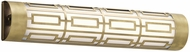 Kichler 43880NBRLED Empire Contemporary Natural Brass LED Bathroom Light