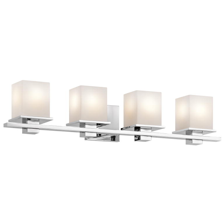 Superieur Elegant And Chrome Fixtures This Post Contains Affiliate Me Was Making The  Space