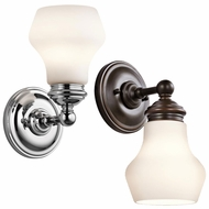 Kichler 45486 Currituck 5.25  Wide Wall Light Sconce