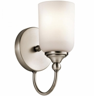 Kichler 45550AP Lilah Antique Pewter Lighting Wall Sconce