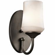 Kichler 45568OZ Aubrey Olde Bronze Wall Lighting Fixture