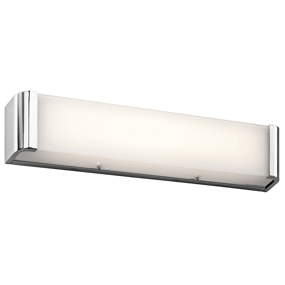 Elegant  Design ALR8880 Alabaster Rocks Contemporary LED Bath Light Fixture