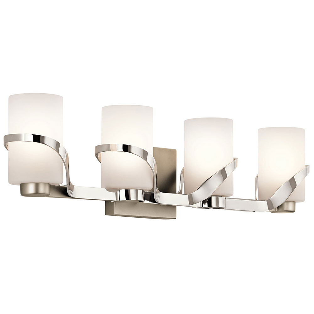 Popular Details About Bath Vanity Lights 3 Set Contemporary Bathroom Lighting