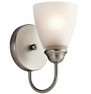 Kichler 45637NI Jolie Brushed Nickel Wall Lighting