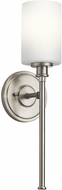 Kichler 45921NIL16 Joelson Brushed Nickel LED Wall Lamp
