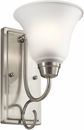 Kichler 45938NIL16 Bixler Brushed Nickel LED Lighting Sconce