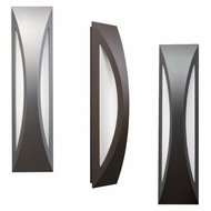 Kichler 49437 Cesya Modern 24  Tall LED Exterior Wall Lighting Fixture