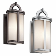Kichler 49468 Rivera 6.5  Wide Outdoor Wall Lighting