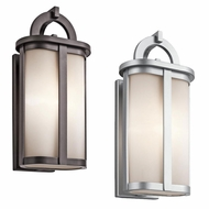 Kichler 49469 Rivera 16.25  Tall Exterior Sconce Lighting
